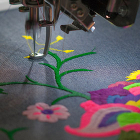 Machine Embroidery Coaching (part 1 of 2)